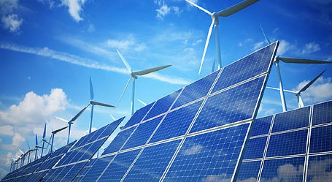 Interest in Clean Energy ETFs Is Soaring With Joe Biden In Office