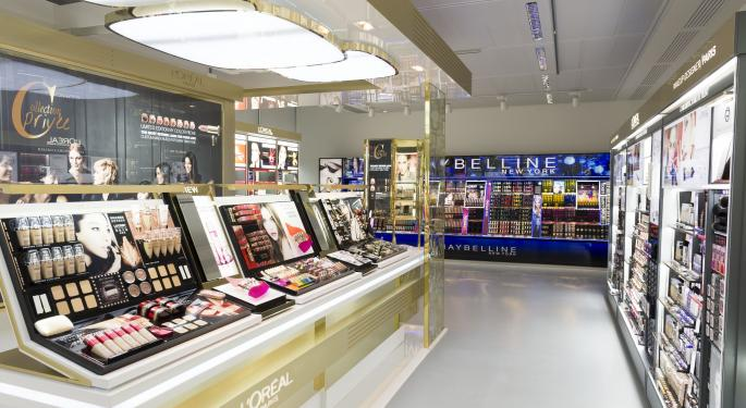 L'Oreal Spotlights E-Commerce, Portfolio At Chinese Event