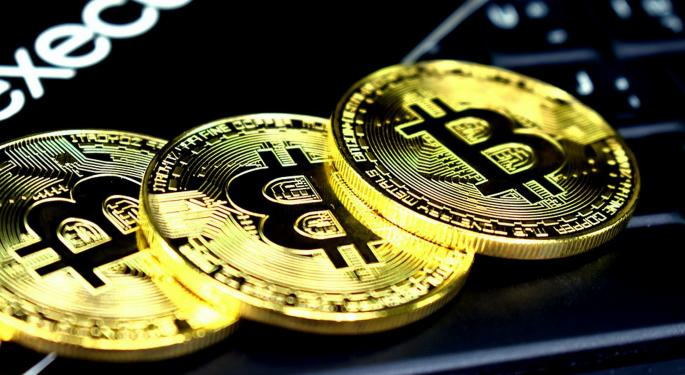 Wednesday's Market Minute: Two Sides Of The Same BitCoin