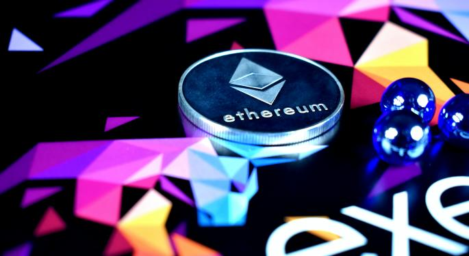 ETH Cryptocurrency Surges 2.7% As Grayscale Ethereum Trust Becomes SEC Reporting Company