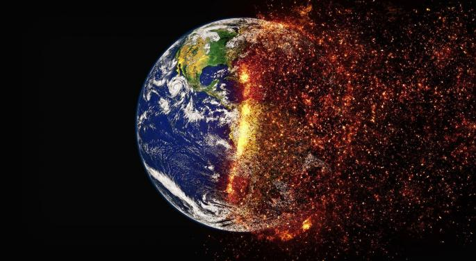 COVID-19 Led To Biggest Drop In Global Carbon Emissions