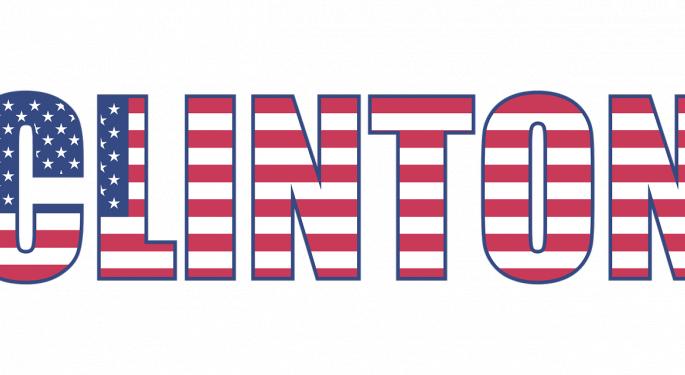 Hillary Clinton Considering Elizabeth Warren For VP