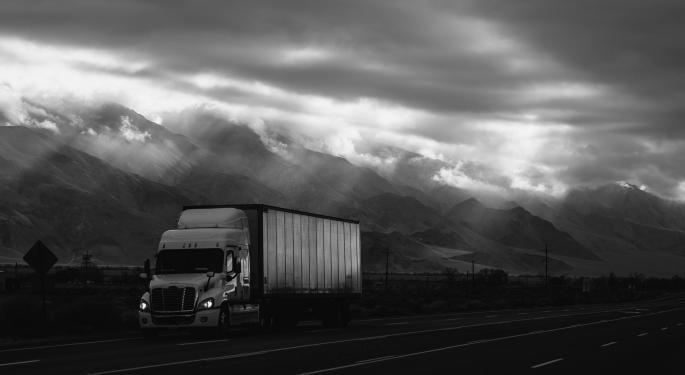 CES 2020: Kenworth Quietly Reveals Autonomous Truck