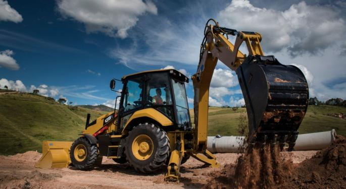 Caterpillar Remains 'Undervalued' After 75% Gain In 2017, Says JPMorgan