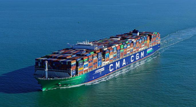 CMA CGM's Third-quarter Profits Jump 522%