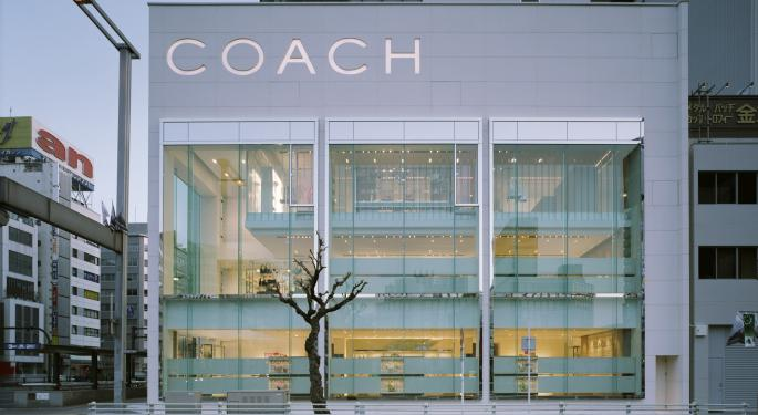 Coach Could Become A 'House Of Modern Luxury'
