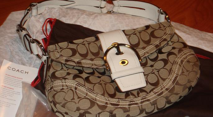 Coach Reportedly Tried To Bag Burberry In Recent Months