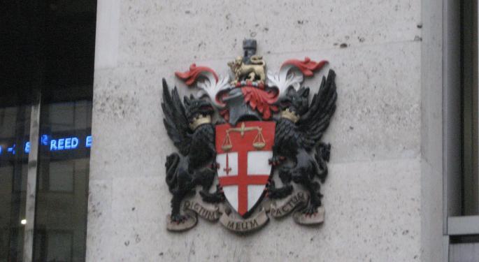 London Stock Exchange To File $27B Refinitv Merger With The EU Authorities: Report