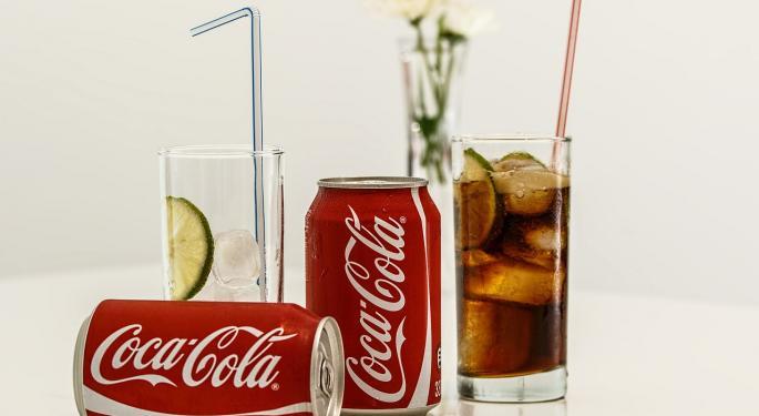 Morgan Stanley Met With Coca-Cola's CFO And Left Satisfied