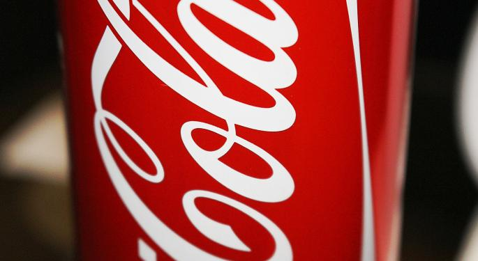Here's How Much Investing $100 In Coca-Cola Stock Back In 2010 Would Be Worth Today