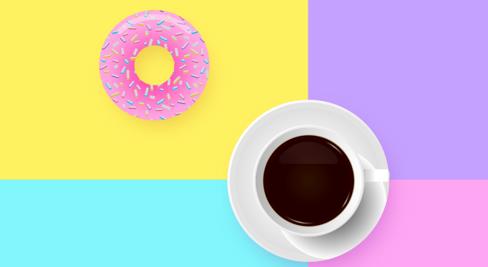 Guggenheim Incrementally Bullish On Dunkin' Brands