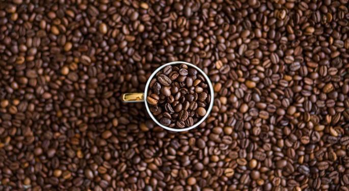 Why Luckin Coffee's Stock Is Trading Lower Today