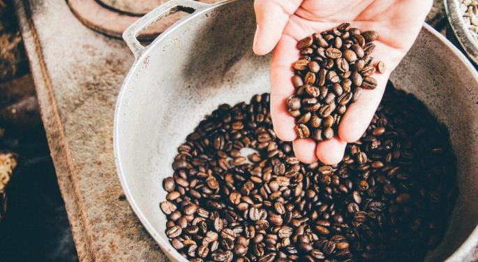 Coffee Bean Prices Highest Since 2017 As Demand-Supply Gap Widens
