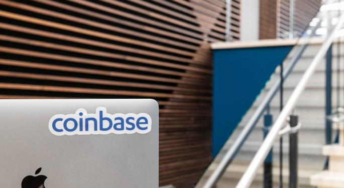Coinbase Has First Mover Advantage In A Crypto Ecosystem Set For 'Substantial Innovation:' JMP