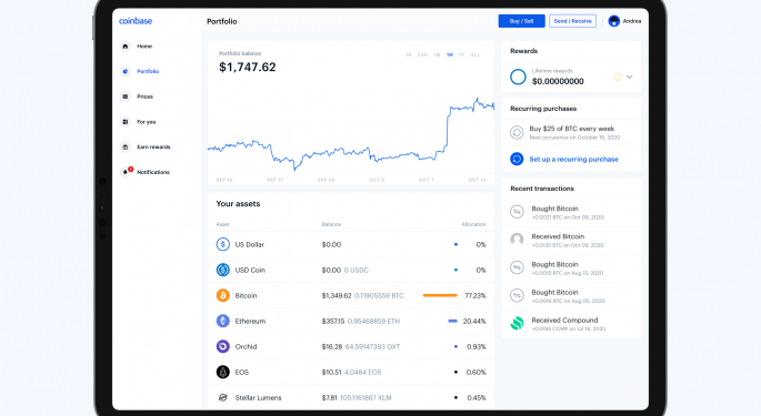Why Coinbase's Upside Could Be Immense, With A Price Target Of $500