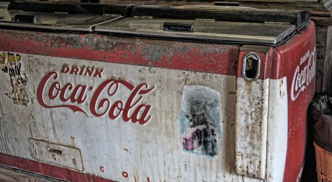 Carter Worth And Mike Khouw's Coca-Cola Trade