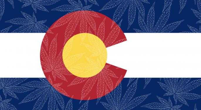 The State of Colorado: Medical Marijuana Cardholders Increase Monthly Spending In Q2