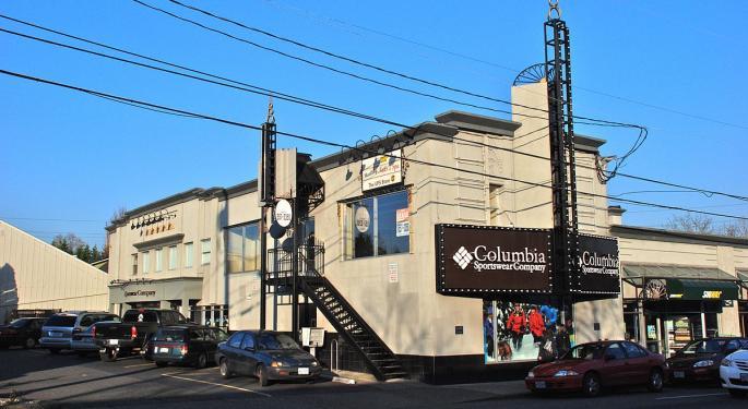Cowen: Columbia Sportswear's Share Price Doesn't Reflect Portfolio Strength