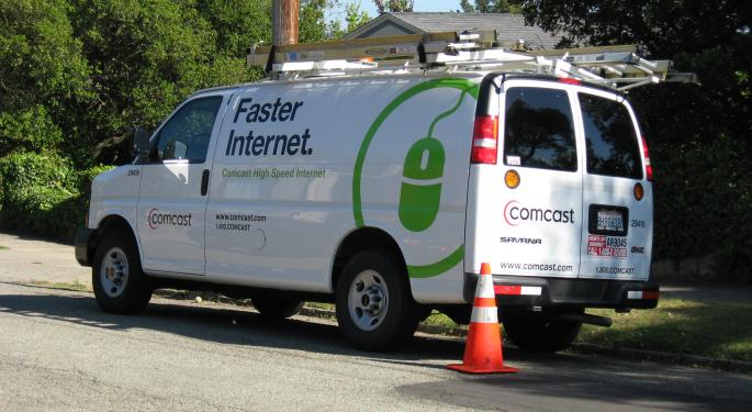 4 Reasons Comcast Could Be A Buy...Again