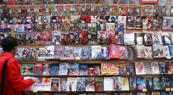 Video: National Comic Book Day Reveals The Upside Of Brick And Mortar