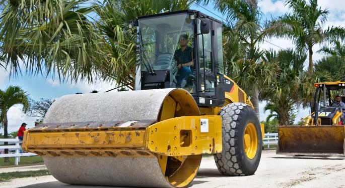 Buckingham: Caterpillar Set To Deliver 30% EPS Growth This Year