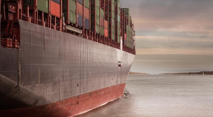 Port Report: China's Massive Growth In Ocean Box Shipping And Over-The-Road Trucking