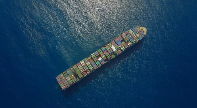 Shippers Get Boxes Rolled On Strong Spot Ocean Freight Rates