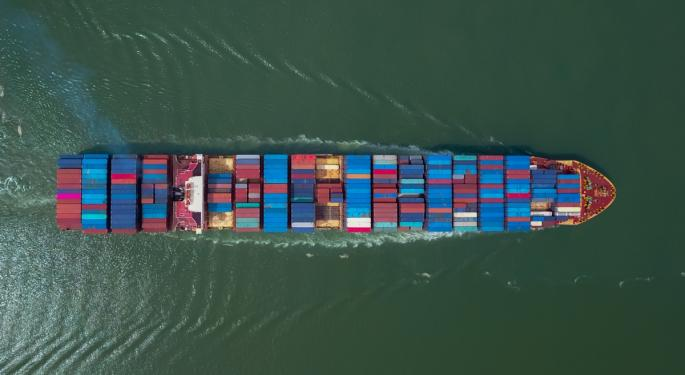 Container Rate Records Are Shattered As US Imports Surge