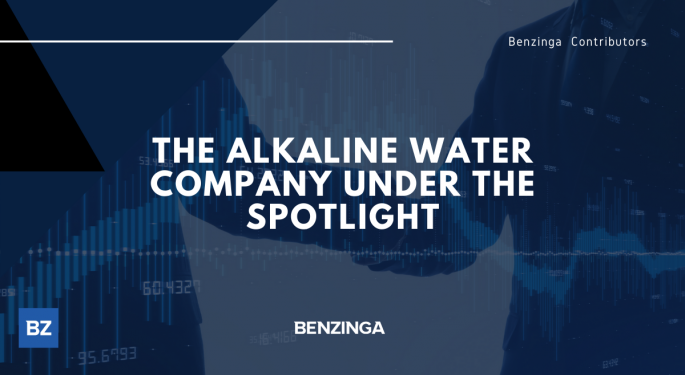 The Alkaline Water Company Under The Spotlight