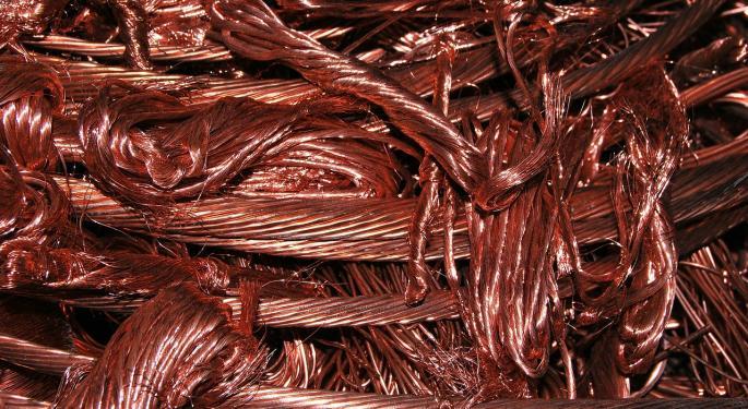 Copper Surge Lifts A Familiar ETF