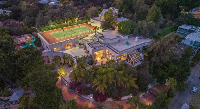 You Can Rent The LA Home That Prince Once Purpled-Out For $80K A Month