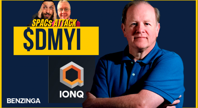 EXCLUSIVE: IonQ CEO Talks Partnerships With Google, Amazon, Microsoft