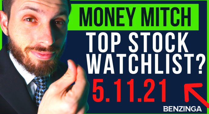 The Daily Stock Watchlist From 'Money Mitch': Box, Sprouts And More