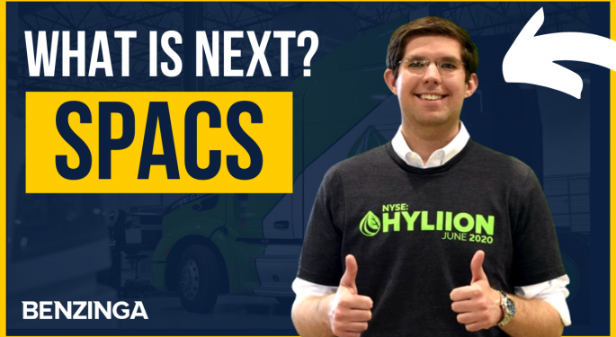 Exclusive: Hyliion CEO Discusses Hypertruck, Next-Gen Battery On 'SPACs Attack'