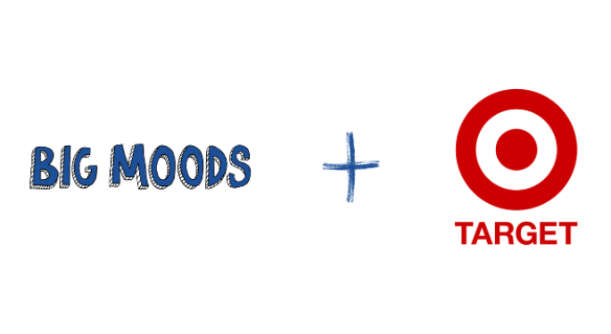 Target, Michigan-Based Big Moods Announce Partnership To Sell Stickers