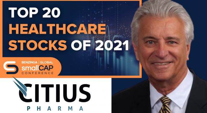 EXCLUSIVE: Citius Pharmaceuticals CEO Myron Holubiak Talks Company Advantages