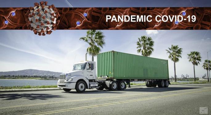 Coronavirus Weaponizes Debate Over California's AB5