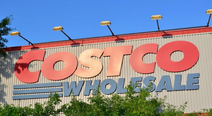 Here's How Much Investing $1,000 In Costco Stock 5 Years Ago Would Be Worth Today