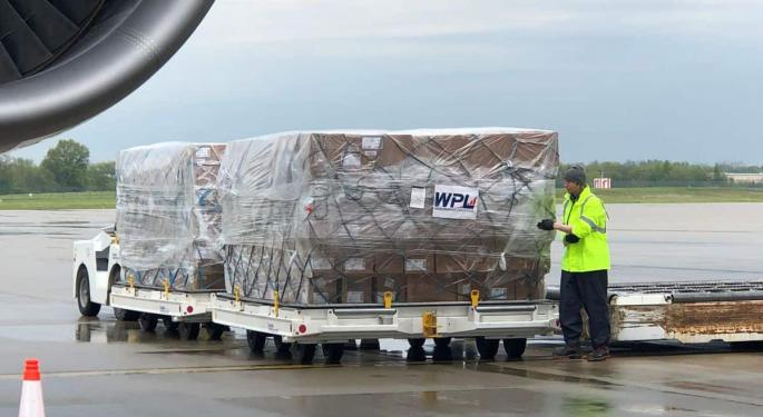 COVID Ushers In Direct Cargo Flights From Vietnam