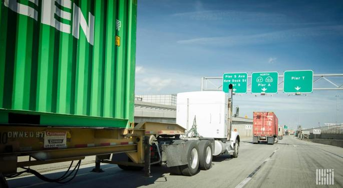 California Regulators: Full Steam Ahead On Trucking Pollution Programs