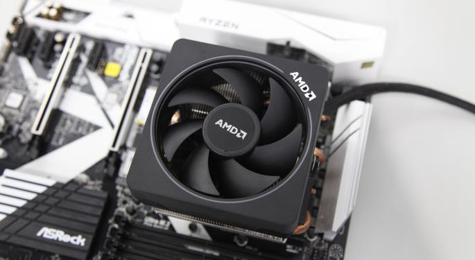 Piper Jaffray Pro: History Shows AMD Stock Could Fall Nearly 100%