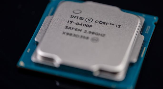 Mike Khouw Sees Unusual Options Activity In Intel