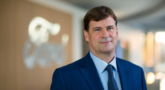 New Ford CEO Jim Farley Puts Emphasis On EVs, AVs, EBIT Margins
