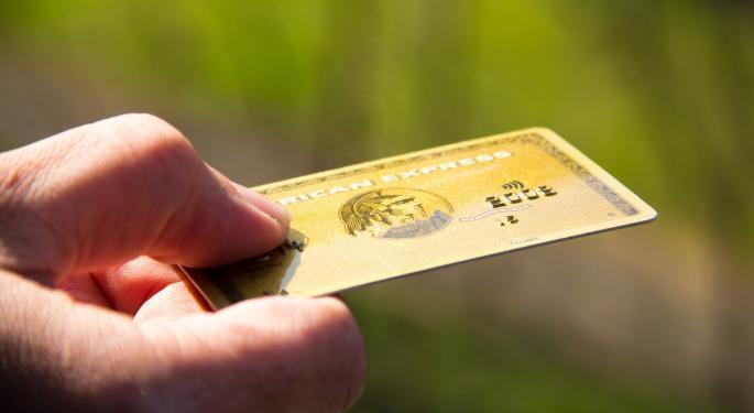 American Express, según Eison, inusual actividad de opciones
