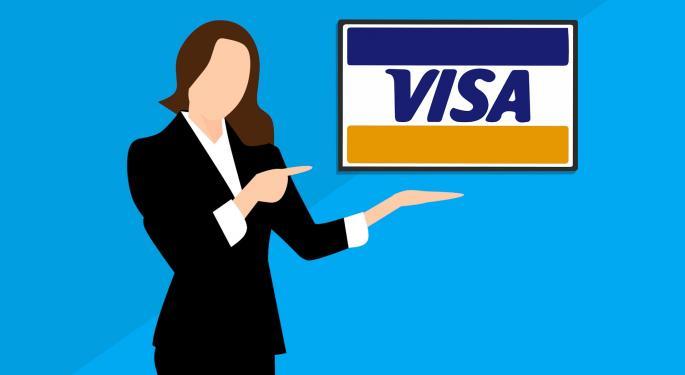 Visa Option Trader Makes $4.3M Bet On 14% Upside