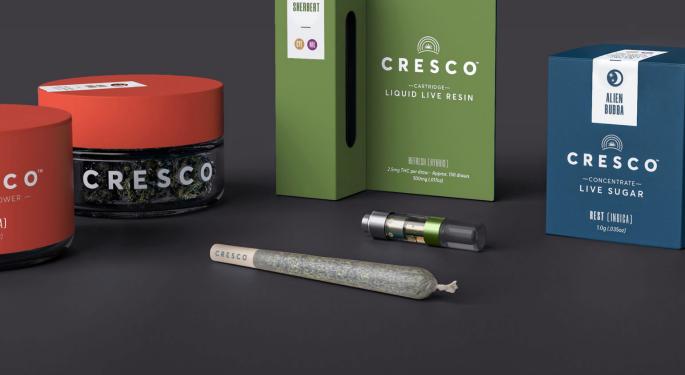 Cresco Labs Names Former Motorola Exec New CFO