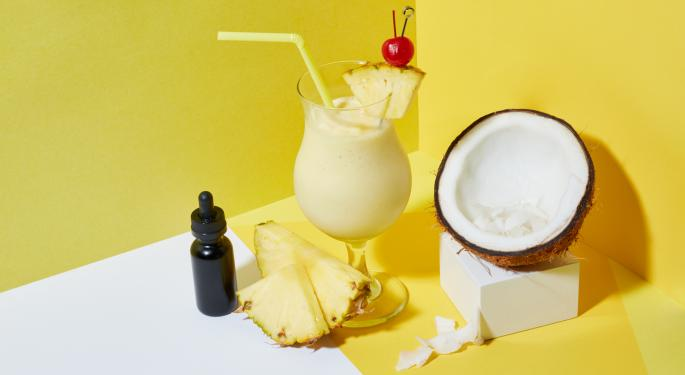 How To Make Cannabis-Infused Piña Chillada