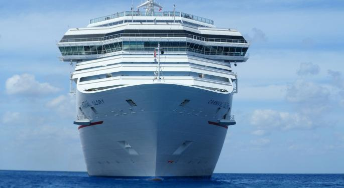 SunTrust Warns Of 'Broad Based Slowdown' In Cruise Pricing During September