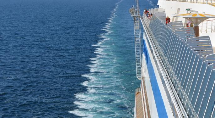Choppy Waters Ahead For Carnival Corp?