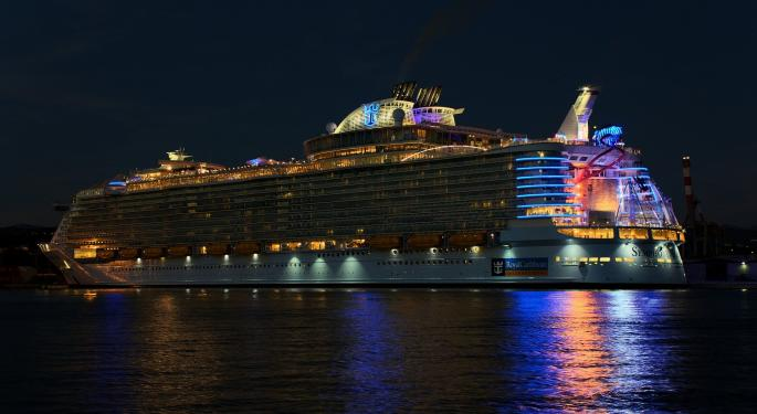 Cruise Liner Shares Bounce Back Despite Continued Coronavirus Concerns